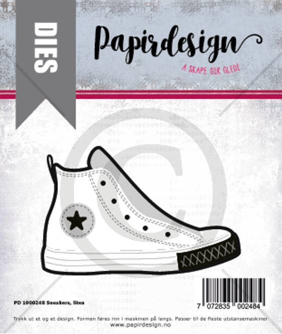 Bilde av PD 1900248 Sneakers, liten (6