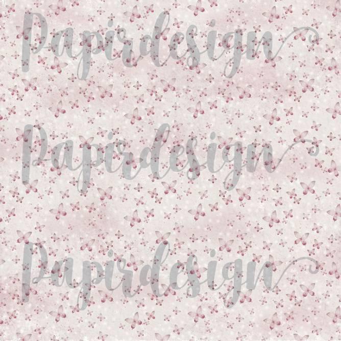 Bilde av PD 2100579 Sommerfugl, rosa (