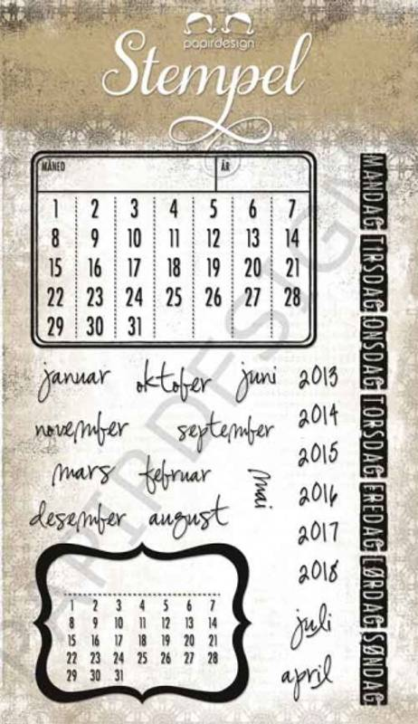 Bilde av PD13793 Kalender  (6)